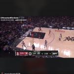 NBA 高清录像 火箭 vs 快船 19年11月23日