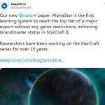 DeepMind星际争霸AI登上Nature,超越99.8%活跃玩家,玩转三大种族