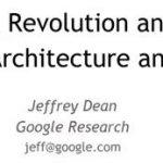 TPU的起源,Jeff Dean综述后摩尔定律时代的ML硬件与算法
